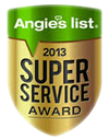 Pro Finish Windows & Siding, LLC  Angies List Super Service Award